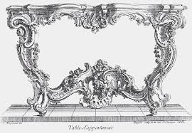 Rococo Style, Decorative Glossary, French Furniture, www.CourtneyPrice.com