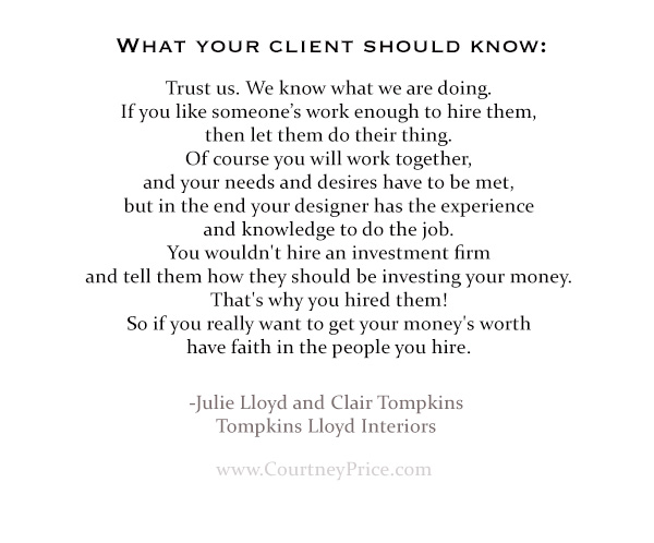 What-your-client-should-know on www.CourtneyPrice.com