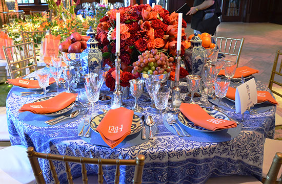 Kappa Kappa Gamma Tablescapes Event www.CourtneyPrice.com