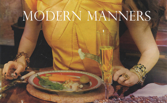 Modern Manners on www.CourtneyPrice.com