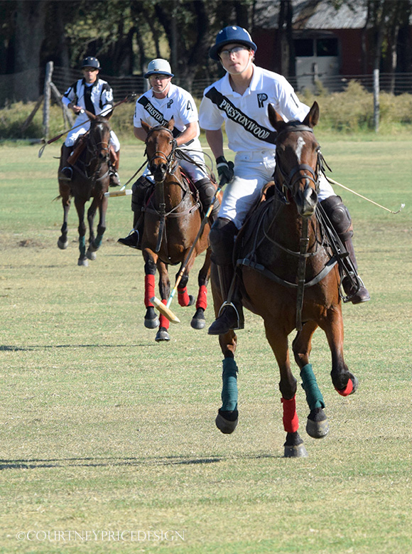 Henry S Miller Polo Team on www.CourtneyPrice.com