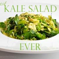 Best Kale Salad Ever