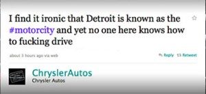 Chrysler F bomb tweet and other social media fails on CourtneyPrice.com