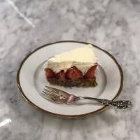 Strawberries Pompidou