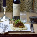 Easy Short Ribs in the Instant Pot, only 3 ingredients, as seen on www.CourtneyPrice.com