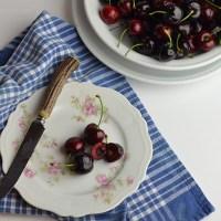 Prep School: Seasonal Cooking with Cherries