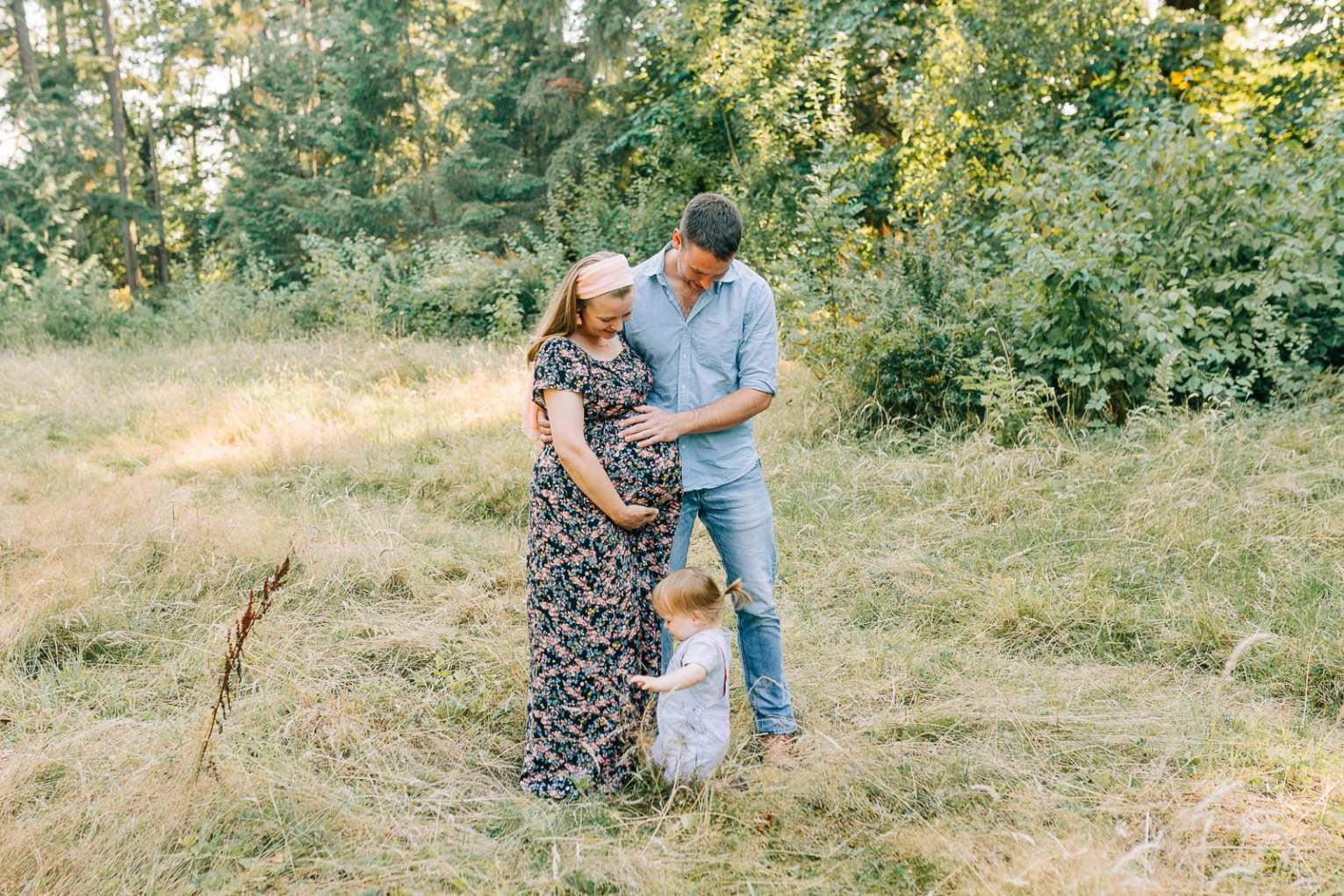 Best places in seattle to take maternity and family photos