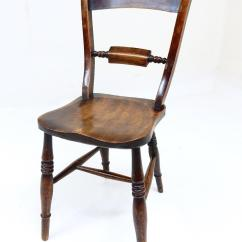 Windsor Kitchen Chairs Soft Folding Antique In Sold