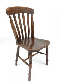 Antique Farmhouse Kitchen Chairs in Tables and Chairs