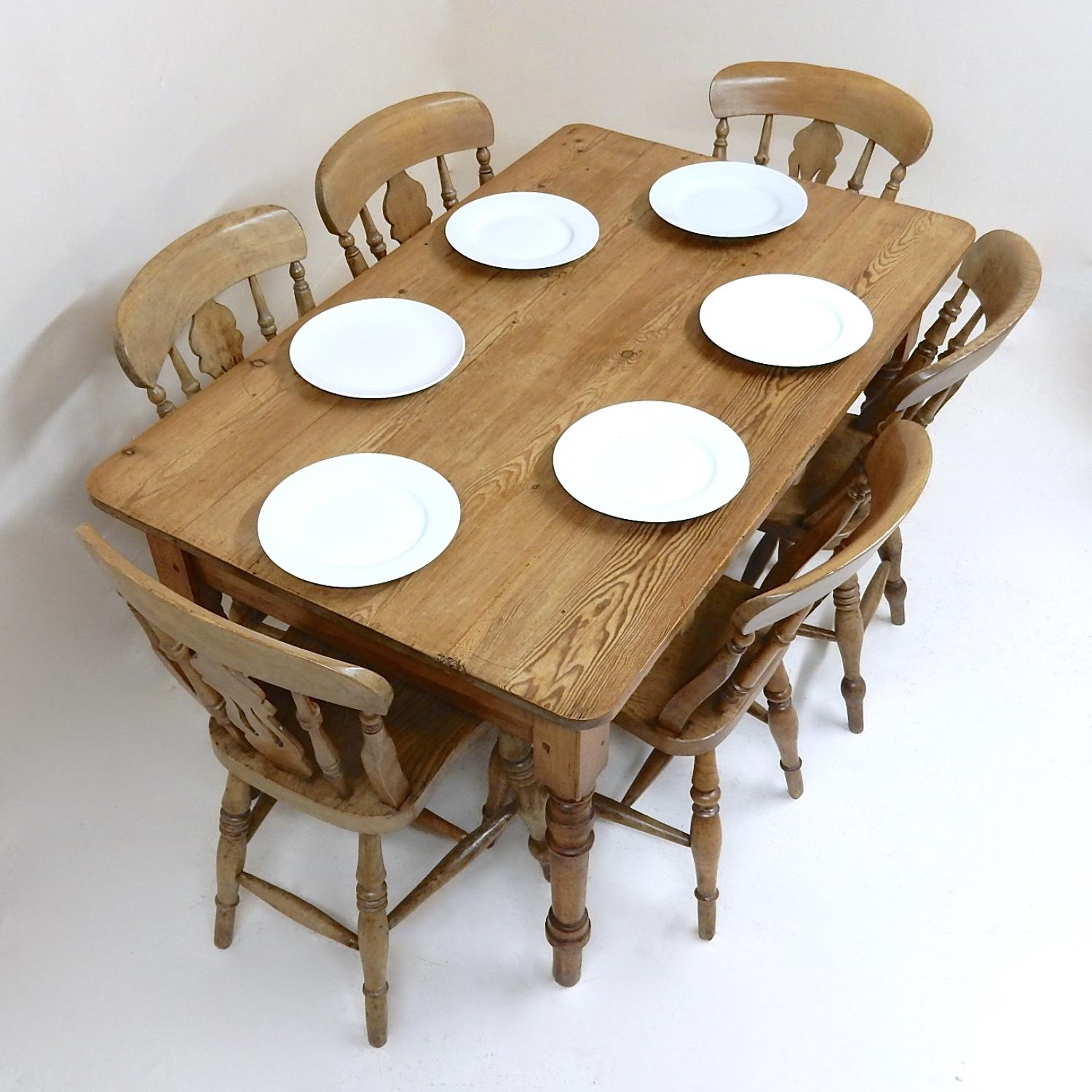 pine kitchen chairs ireland walking cane seat table in tables and
