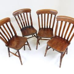 Windsor Kitchen Chairs Antique Upholstered In Tables And