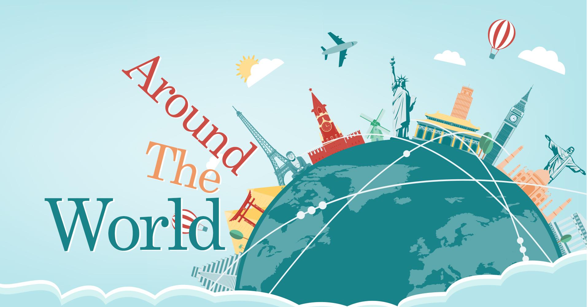 Around The World With Courtyard