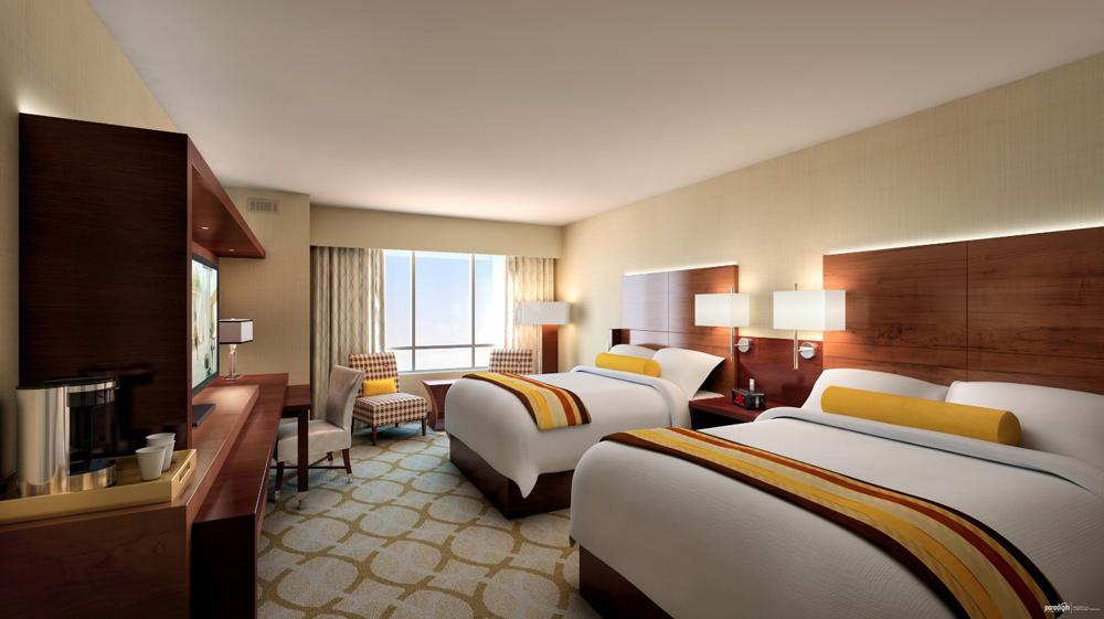Seven Clans Hotel  Coushatta Casino Resort