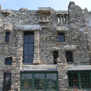 Gillette Castle and atrium