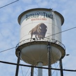 Buffalo Trace Distillery water tower