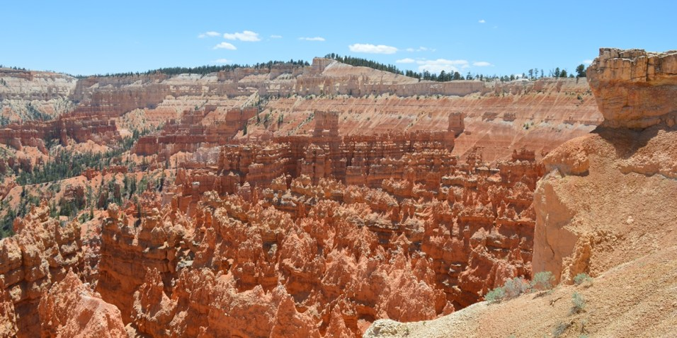 Bryce Canyon N.P. - Amphitheater Sunset Point