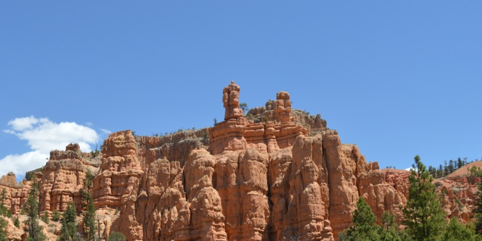 Red Canyon yet more Hoodoos