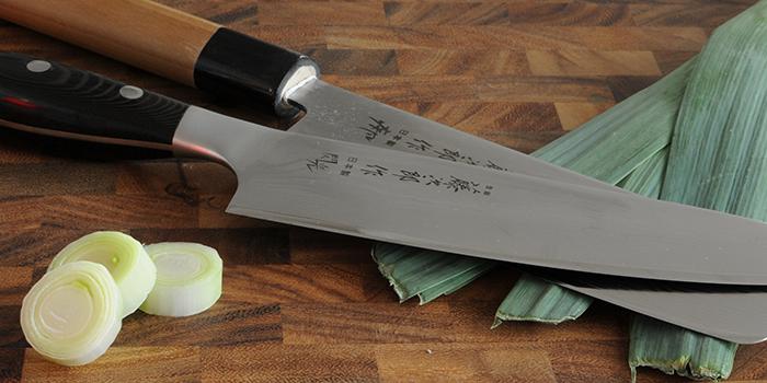 couteau cuisine manche bois