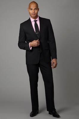 popular suit colors men black