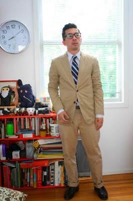 popular suit colors men tan khaki
