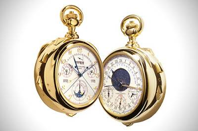 patek philippe caliber 89 watch