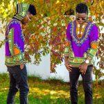 latest dashiki styles for men
