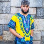 latest dashiki styles for men