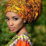 Nigerian Fashion Trends 2017: Latest Nigerian Fashion Styles ankara scarf