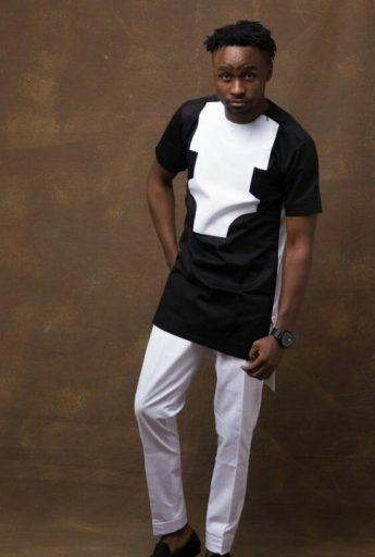 Nigerian Men's Traditional Fashion Styles image