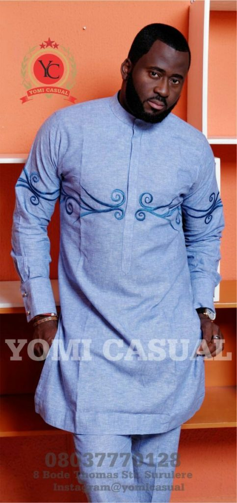 Nigerian Mens Traditional Fashion Styles image 5444568