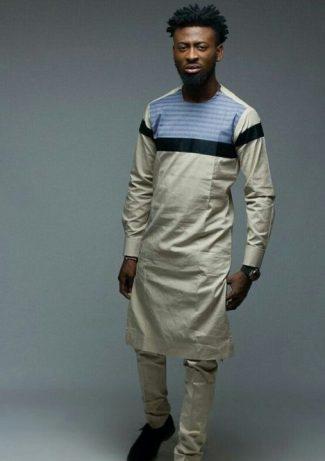Nigerian Men's Traditional Fashion Styles 2