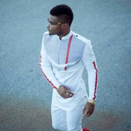 Nigerian Men's Traditional Fashion Styles white image