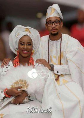 Yoruba traditional wedding attire (16)