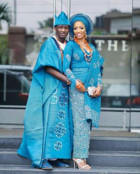 Yoruba traditional wedding attire (17)