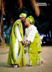 Yoruba traditional wedding attire (24)