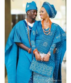 Yoruba traditional wedding attire (25)