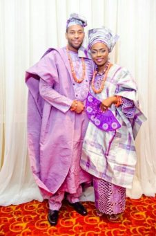 Yoruba traditional wedding attire (4)
