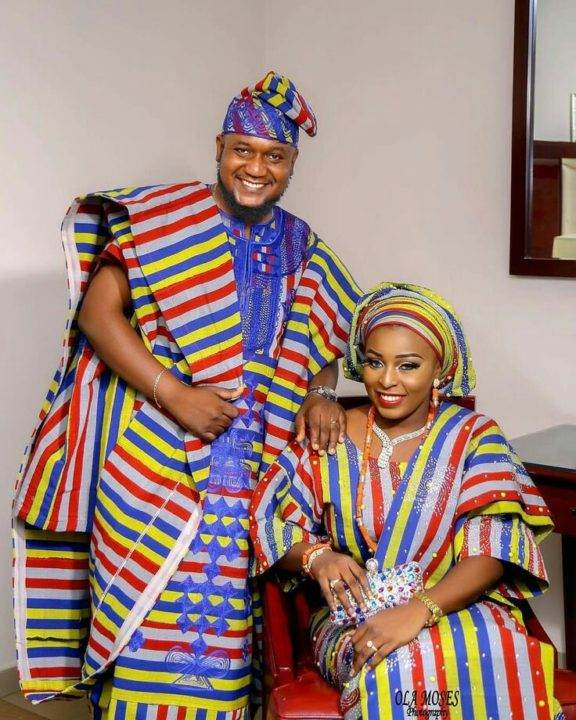 Yoruba Traditional Wedding Attire Styles Updated May 2019  Couture Crib