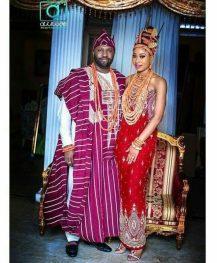 Yoruba traditional wedding attire (6)