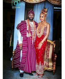 Yoruba traditional wedding attire (6)