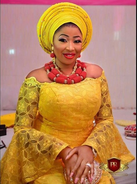 Nigerian Lace Styles For Wedding Jan 2019  Couture Crib