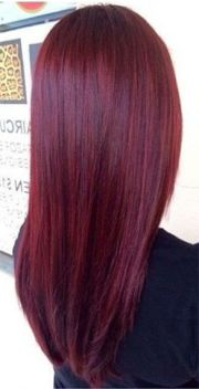 red hair color - couture design
