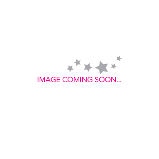 Disney Frozen White Gold Plated Snowflake Stud Earrings at
