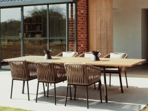 Kettal Bitta Dining Table - Couture Outdoor