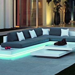 Sunbrella Sectional Sofa Indoor Plumbing Pipe Table Air Platform By Rausch - Couture Outdoor