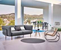 Urban 3 Seater Sofa Cane-line - Couture Outdoor