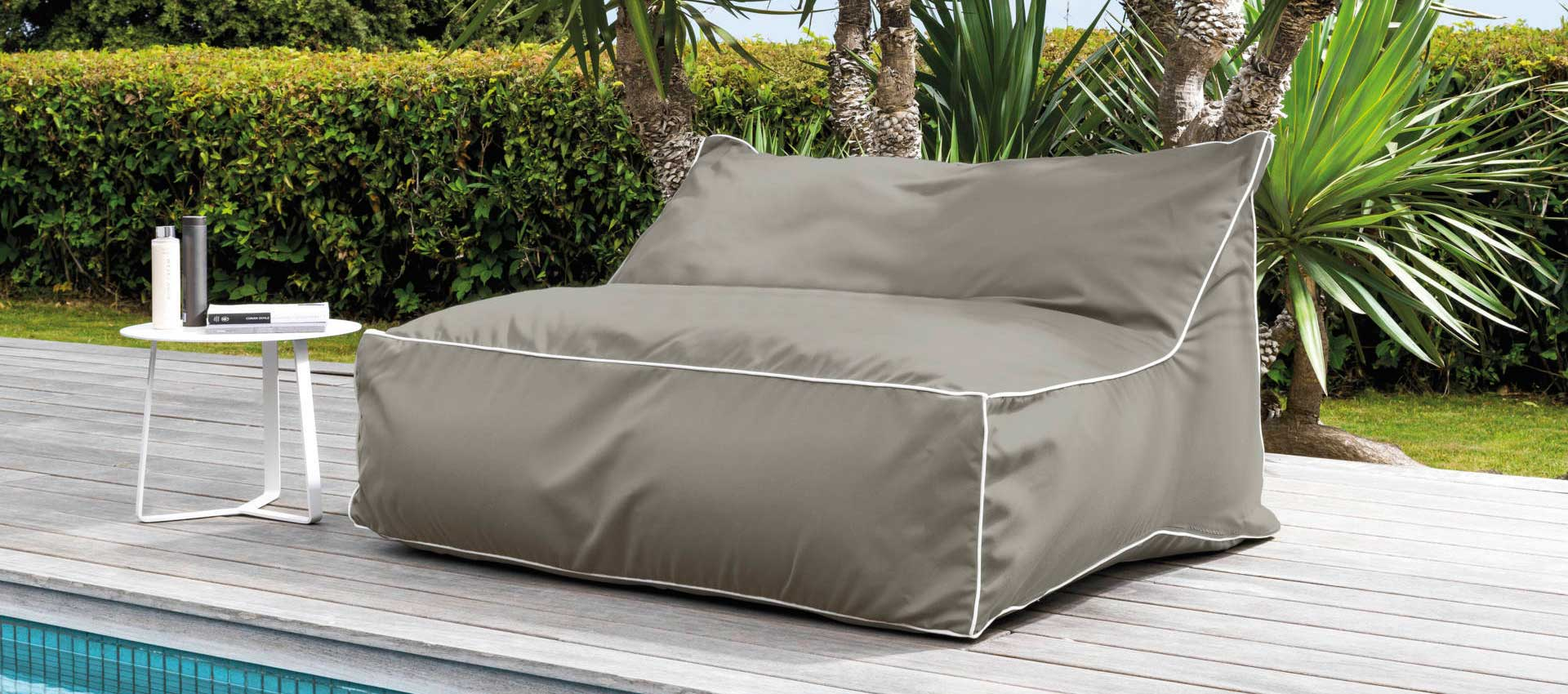 Bean Bags Outdoor Club Seats Poolside Lounge Outdoor