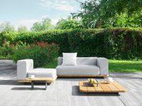 Palo Teak Sectional Modular Sofa - Couture Outdoor