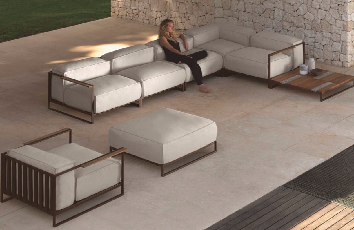 badar sectional sofa