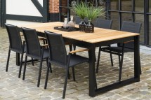 Bermudafied Dining Table Premiere - Couture Outdoor
